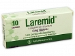 Laremid 2mg 10tabl.