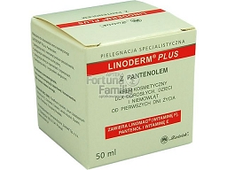 LINODERM PLUS z pantenolem 50 ml