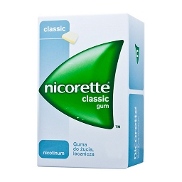 Nicorette guma do żucia 2mg 105szt.